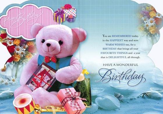 birthday girl greeting card messages ; 7ab5a46d154727ba18cac5e5ff62eebf