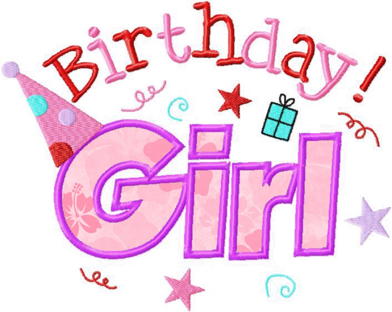 birthday girl sign ; zcXpGjMcB
