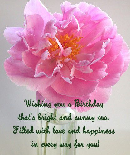 birthday greeting card images free ; free-birthday-cards-for-women-birthday-card-with-message-for-girl-pink-flower-with-wishes-font-graphics-free-birthday-card-images