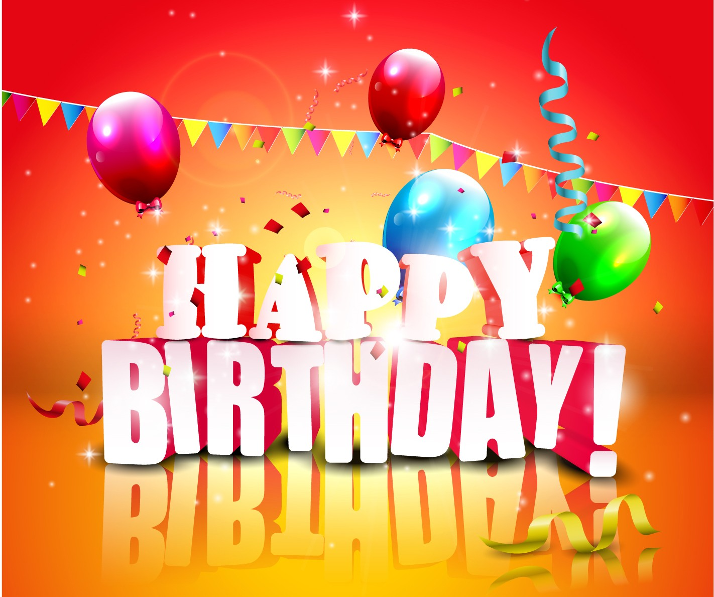 birthday greeting card images free ; pics-of-birthday-cards-Swipe-left-right-to-see-more-a-special-person-white-letters-happy-birthdays-colorful-balloons-metalic-orange-background