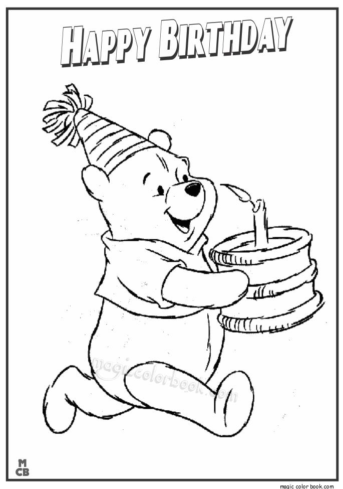 birthday greeting cards drawing ; Happy-Birthday-coloring-pages-Bear-01