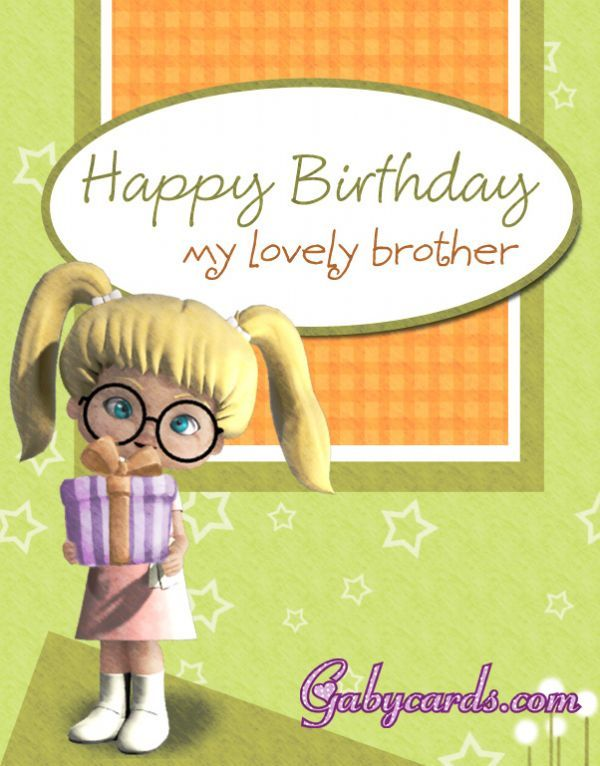 birthday greeting cards images for brother ; Birthday-Wishes-Cards-Pictures-For-Brother-4