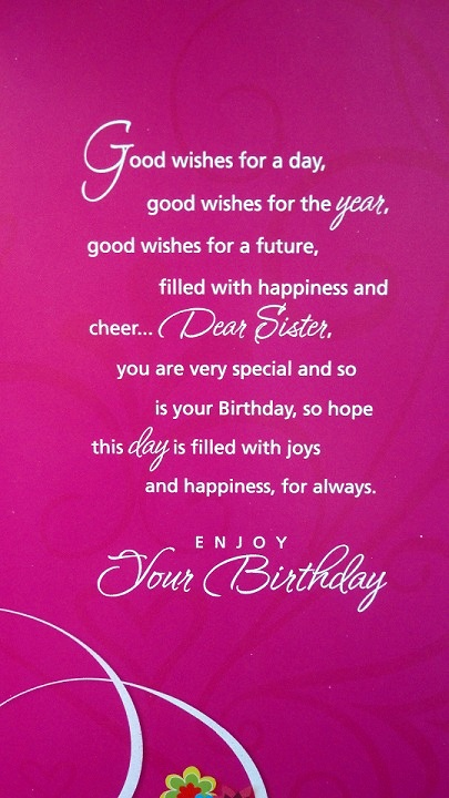 birthday greeting cards images for sister ; b16b96b4530a0b6314a57f63a50c234a