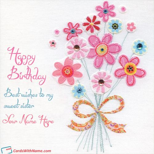 birthday greeting cards images for sister ; birthday-wishes-cards-for-sister-with-name-23ba