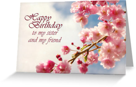 birthday greeting cards images for sister ; papergc,441x415,w,ffffff