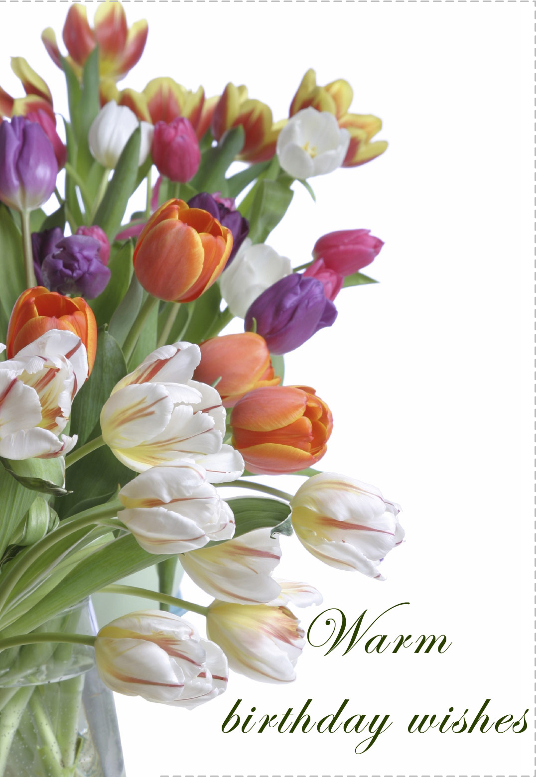 birthday greeting cards images with flowers ; 048908bc8b8d14f93eb70ea3bbafd890