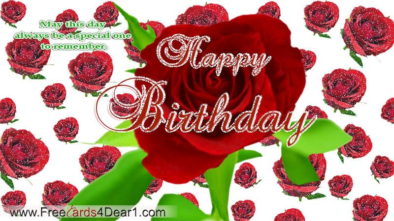 birthday greeting cards images with flowers ; birthday-greeting-card-with-rose-flowers