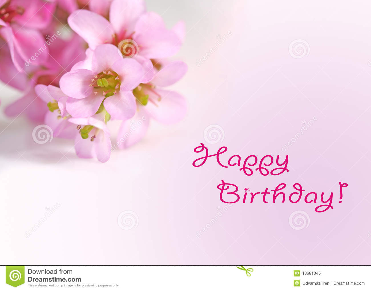 birthday greeting cards images with flowers ; happy-birthday-greetings-card-flowers-13681345