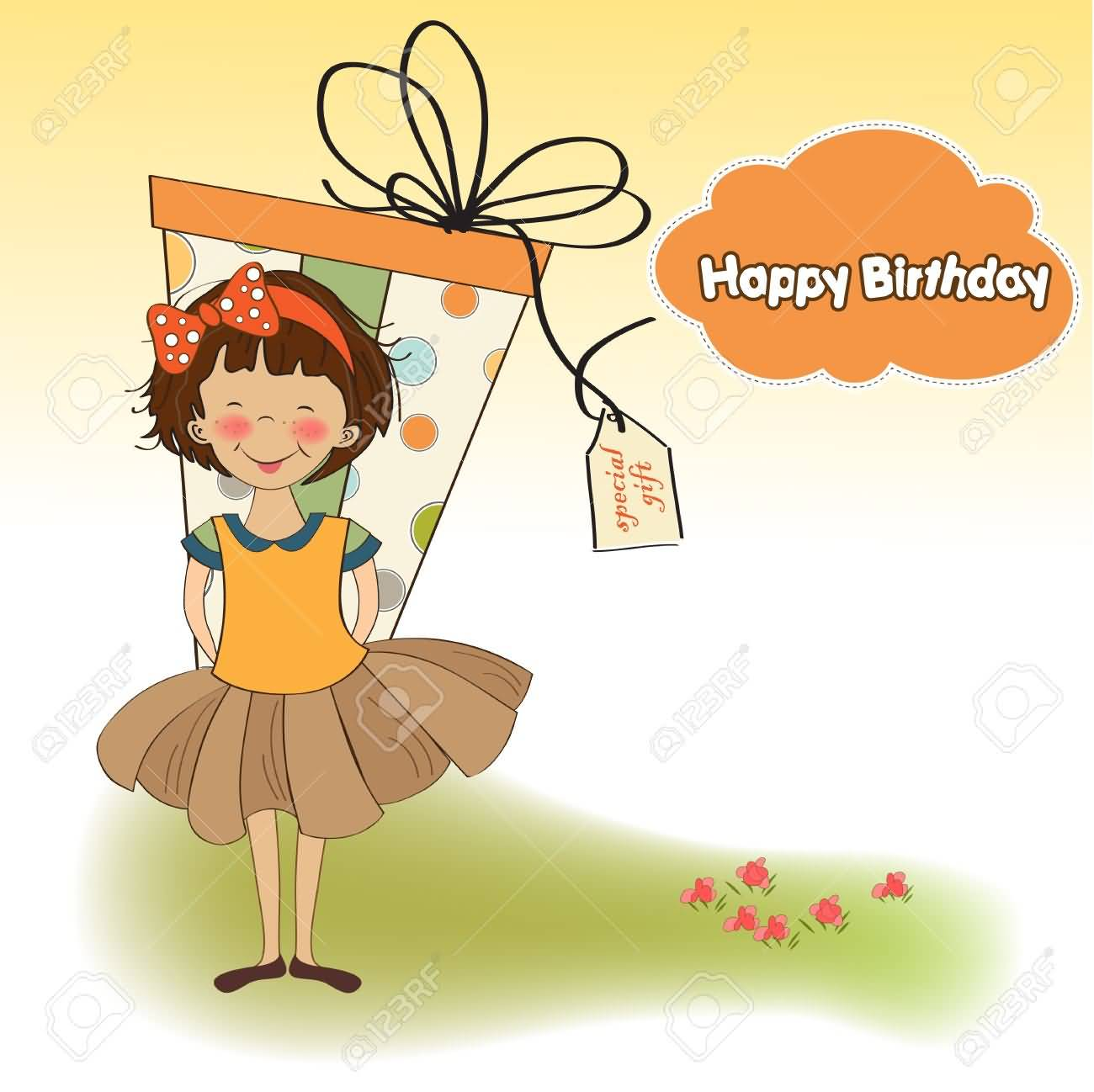 birthday greeting drawing ; awesome-drawing-birthday-wishes-for-sweet-girls