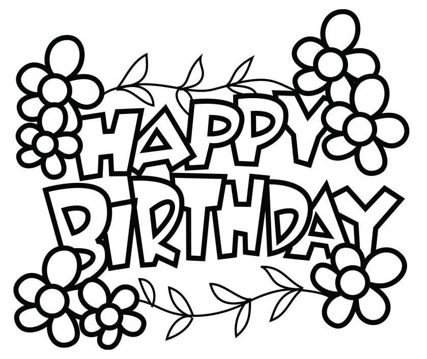 birthday greeting drawing ; free-printable-coloring-birthday-cards-for-grandma-within-free-printable-coloring-birthday-cards-for-grandma