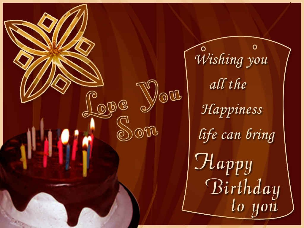 birthday greeting images for son ; 1121