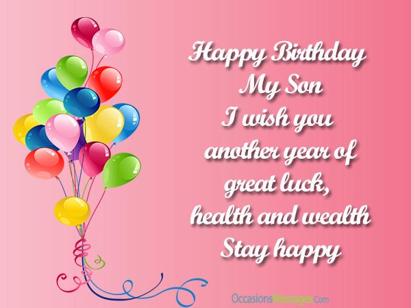 birthday greeting images for son ; 71b005df62e5b019aa2d9b314785b7a0