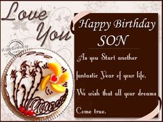 birthday greeting images for son ; 932740fde13a4abc9cf002caf15c1268--birthday-qoutes-birthday-images