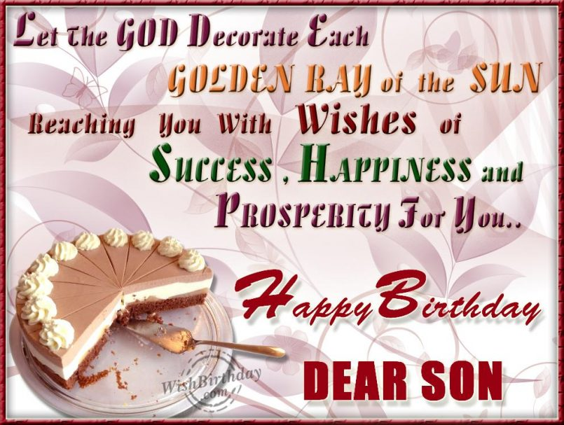 birthday greeting images for son ; Birthday-Greetings-For-Son-From-Mom-Plus-Birthday-Wishes-For-A-Son-In-Law-With-Birthday-Wishes-For-Son-Turning-18-805x607