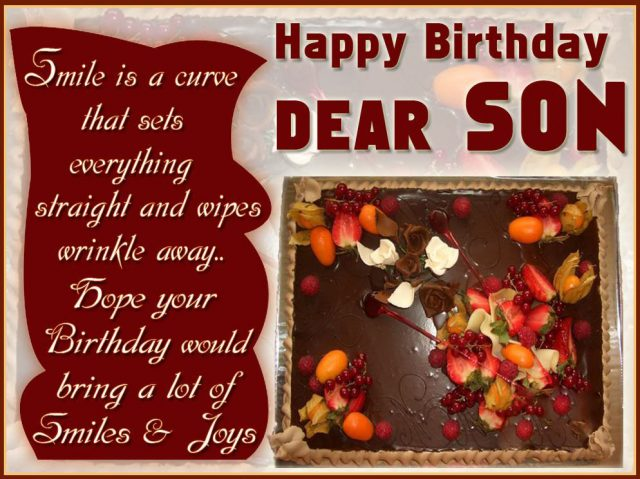 birthday greeting images for son ; Smiling-Birthday-Wishes-for-Son-with-Images-640x479