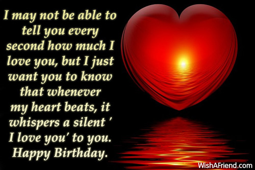 birthday greeting message for girlfriend ; 5dade265c935047c575ed842f3a80990