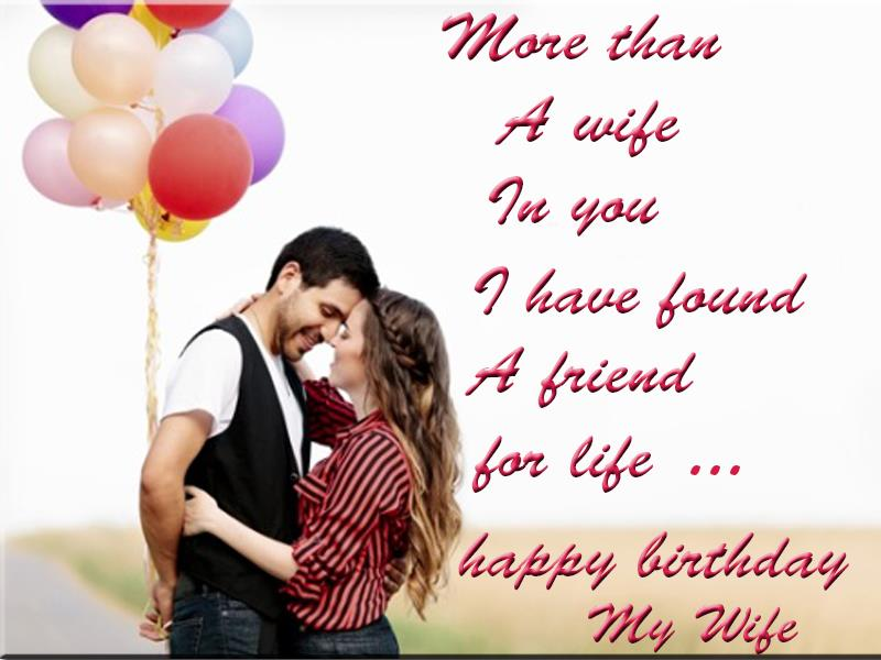 birthday greeting message for wife ; Birthday-Greetings-For-Wife69