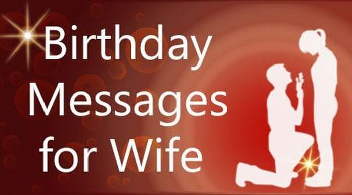 birthday greeting message for wife ; birthday-messages-wife