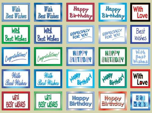 birthday greeting stickers ; 141213171648L635