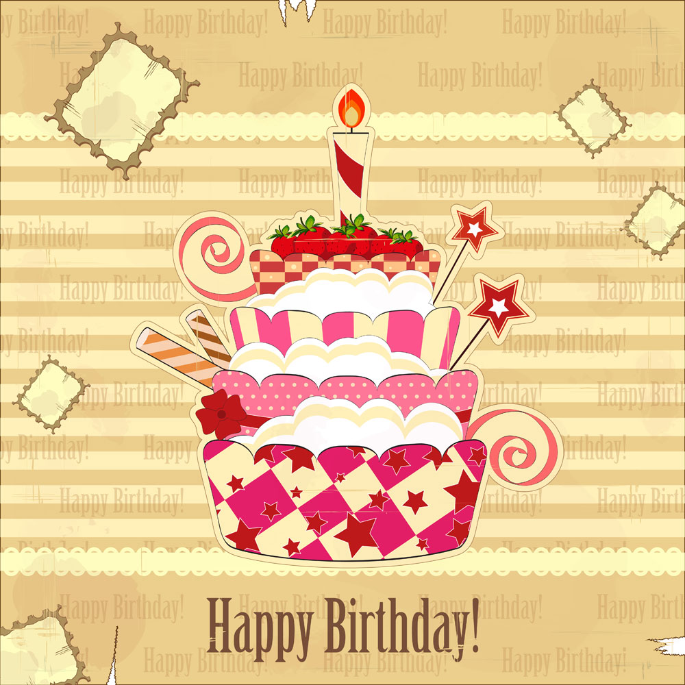 birthday greeting stickers ; Birthday-cards-stickers-background