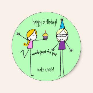 birthday greeting stickers ; whimsical_birthday_wishes_stickers-re9555f4dae5c44eda161daaf8e618d73_v9waf_8byvr_324