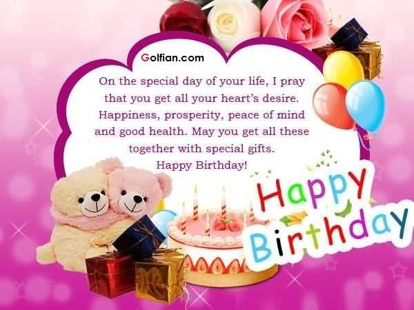 birthday greetings and messages ; Most-Beautiful-Greetings-Birthday-Message-For-Someone-Special