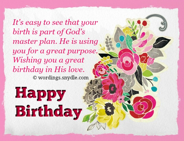 birthday greetings christian message ; christian-birthday-wishes-messages