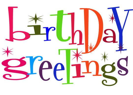 birthday greetings clipart ; birthday-greetings-clipart-1