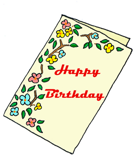birthday greetings clipart ; sketch-clipart-birthday-card-2