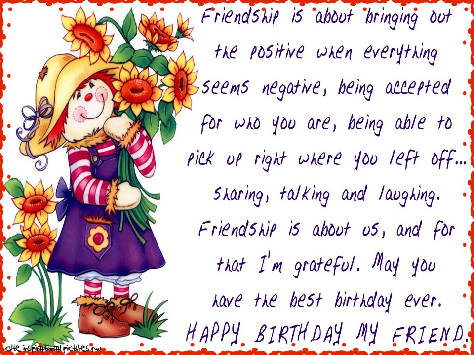 birthday greetings message for a best friend ; 4c413a5a9c67eb80ff69e4a55f7ebc03