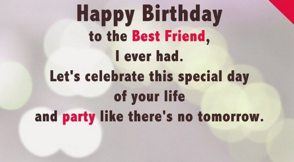 birthday greetings message for a best friend ; To-my-Best-Friend-happy-Birthday-Wishes-Message-Images