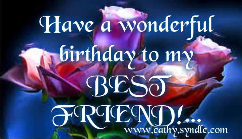 birthday greetings message for a best friend ; birthday-messages-to-friends
