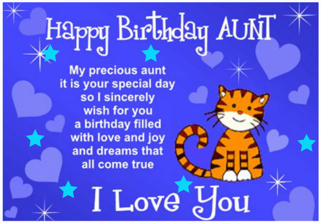 birthday greetings message for auntie ; Happy-Birthday-Aunt-10
