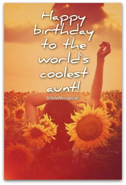 birthday greetings message for auntie ; aunt-birthday-wishes-2B