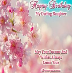 birthday greetings message for my daughter ; 548d60e2cf24256b1edc6cf6ab70de4c