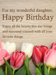 birthday greetings message for my daughter ; a10f0c64278f3e09e8435b27a303df3f--happy-birthday-wishes-cards-card-birthday