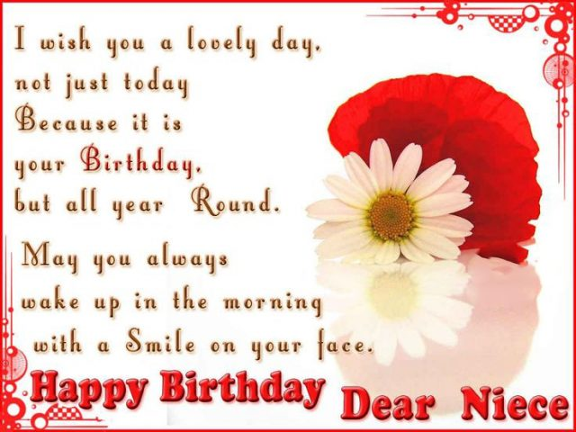 birthday greetings message to a niece ; amazing-Birthday-Niece-Wishes-640x480