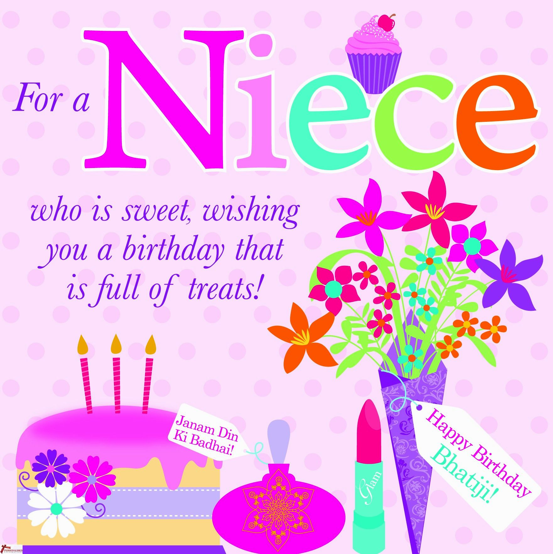 birthday greetings message to a niece ; modern-happy-birthday-wishes-to-my-niece-pattern-best-birthday-primary-happy-birthday-niece-wishes