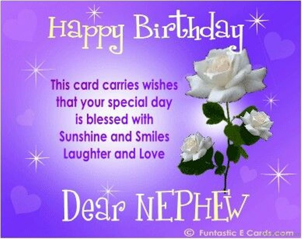 birthday greetings message to nephew ; This-Card-Carries-Wishes-That-Your-Special-Day-Is-Blessed-With-Sunshine
