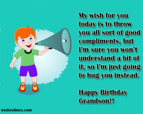 birthday greetings messages ; Birthday-Greetings-Messages-for-Grandson-580x464