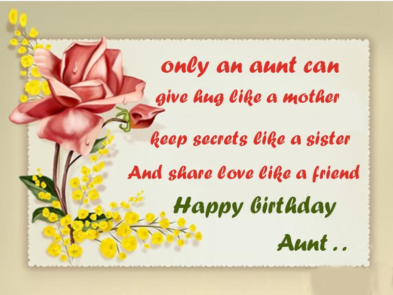 birthday greetings messages ; Birthday-greetings-for-aunt