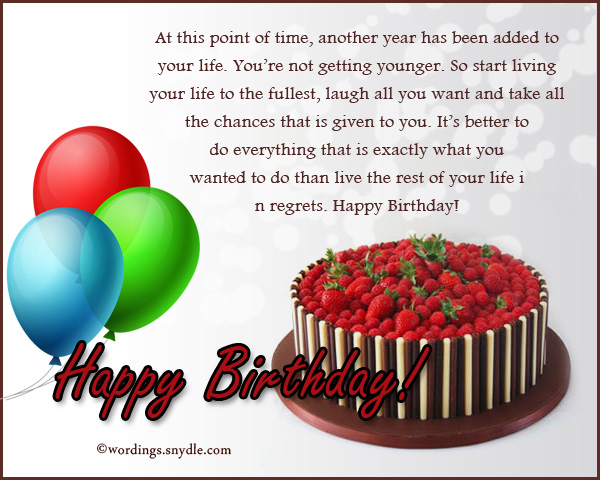 birthday greetings messages ; birthday-card-messages-1