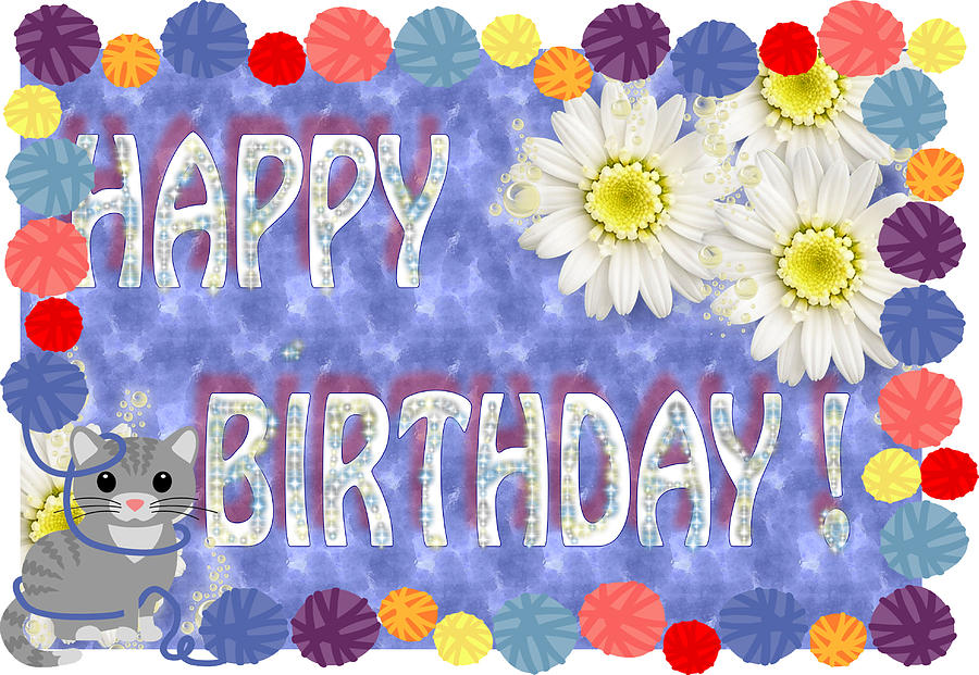 birthday greetings poster ; happy-birthday-wish-ronel-broderick