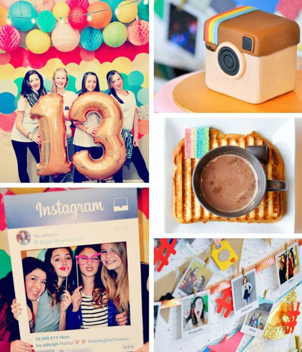 birthday group activities ; 63b0e8e6982bc125dffc7be142d776aa--teen-girl-birthday-party-themes--year-old-girl-birthday-party