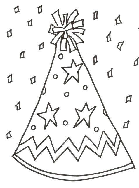 birthday hat coloring page ; gta-5-coloring-pages-birthday-hat-coloring-pages-gta-5-coloring
