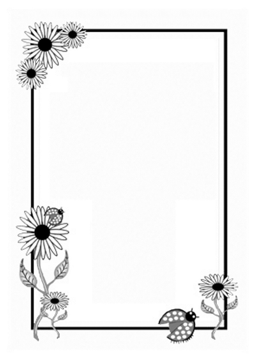 birthday invitation card borders ; 1776752