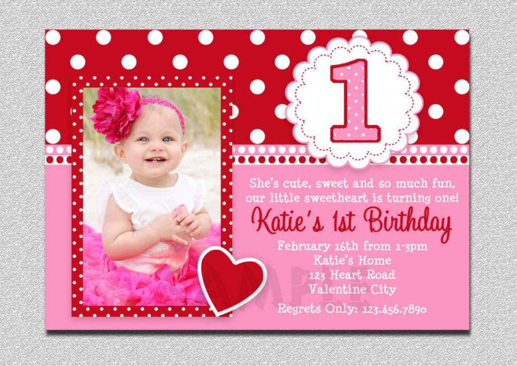 birthday invitation card design ; 16-best-first-birthday-invites-printable-sample-templates-1st-birthday-party-invitation-cards-1024x724