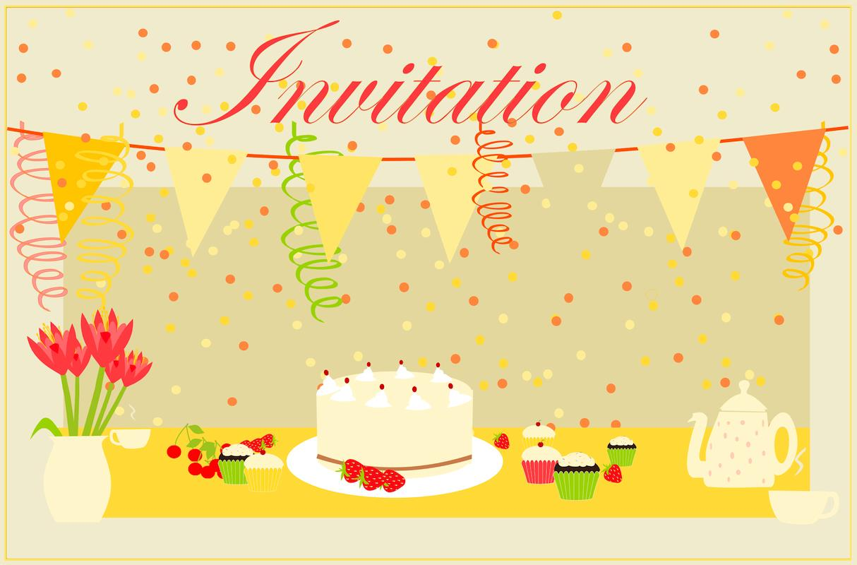 birthday invitation card design template free ; wonderful-free-printable-birthday-party-invitation-templates-on-affordable-article