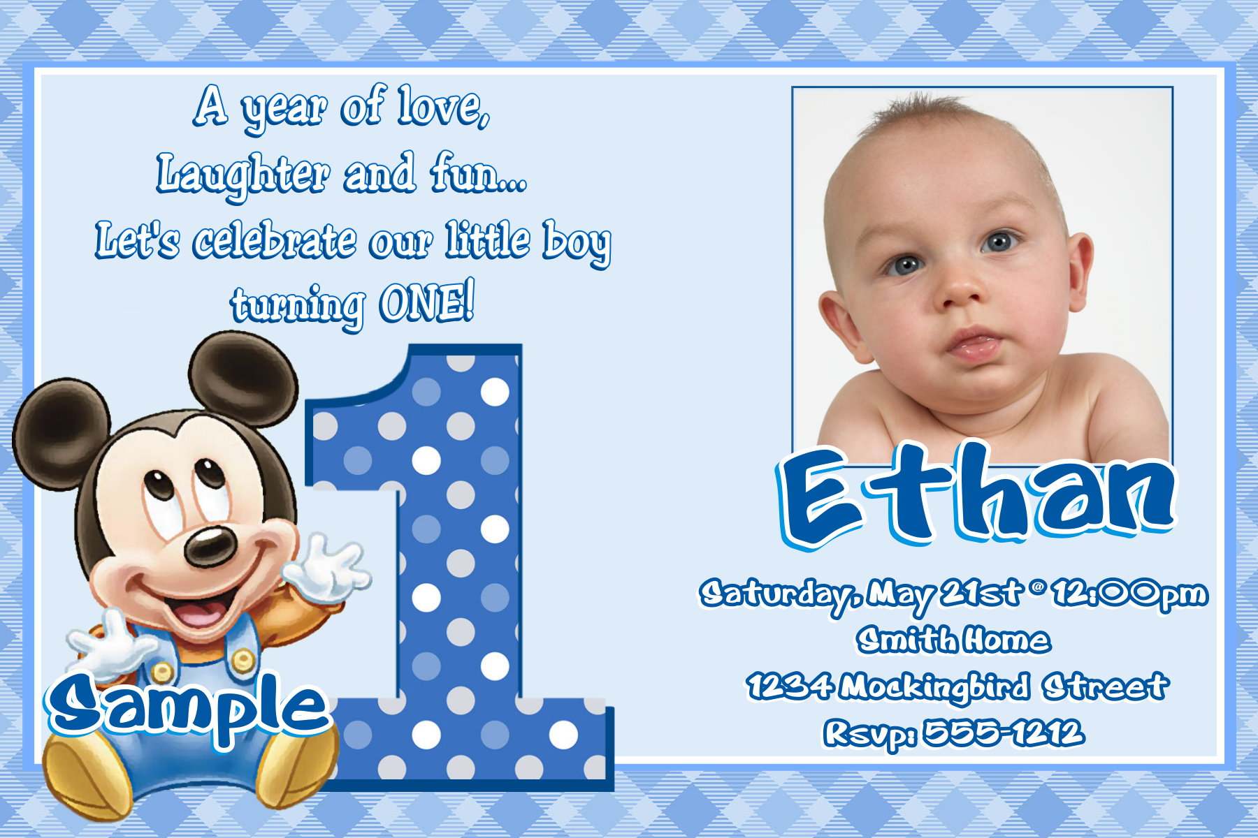 birthday invitation card design template free download ; 1St-Birthday-Invitation-Sample-and-get-inspiration-to-create-the-birthday-Invitation-design-of-your-dreams-1
