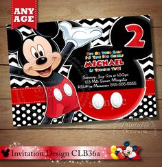 birthday invitation mickey mouse theme ; d1401714aa53ce8a9929a10113b65318--photo-invitations-printable-invitations